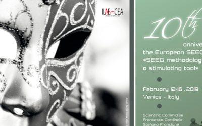 10th European Training Course on SteroeElectroEncephaloGraphy, en février 2019 à Venise