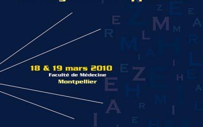 Réunion de la Fédération des CMRR MONTPELLIER 2010