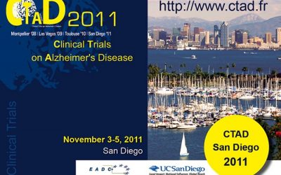 CLINICAL TRIALS ON ALZHEIMER'S DISEASE SAN DIEGO 2011