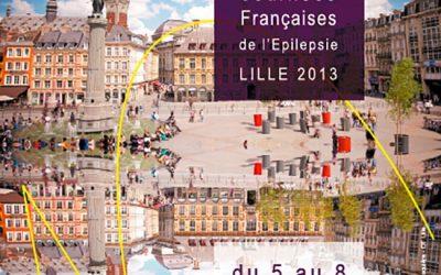 16èmes Journées Françaises de l'Epilepsie LILLE 2013