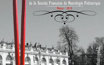 23ème Congrès de la Société Française de Neurologie Pédiatrique NANCY 2013