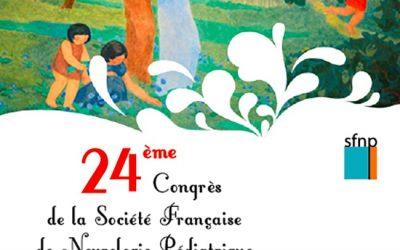 24ème Congrès de la Société Française de Neurologie Pédiatrique REIMS 2014