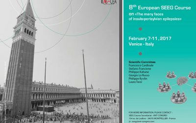 8TH EUROPEAN TRAINING COURSE ON STEREOELECTROENCEPHALOGRAPHY (SEEG) VENISE