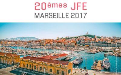 20èmes Journées Françaises de l'Epilepsie MARSEILLE 2017