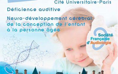 24ème Congrès de la Société Française d'Audiologie PARIS 2017