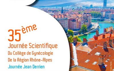 35ème Journée Scientifique du CGRRA LYON 2018