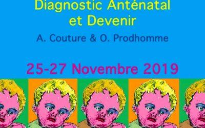 10e congrès de Médecine Fœtale, du 25 au 27 novembre 2019 à Montpellier