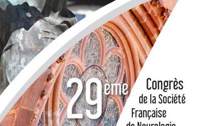 29ème Congrès de la Société Française de Neurologie Pédiatrique STRASBOURG 2019