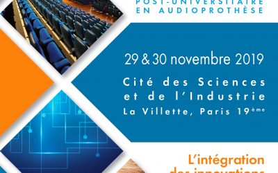 24EME ENSEIGNEMENT POST-UNIVERSITAIRE EN AUDIOPROTHESE (EPU)