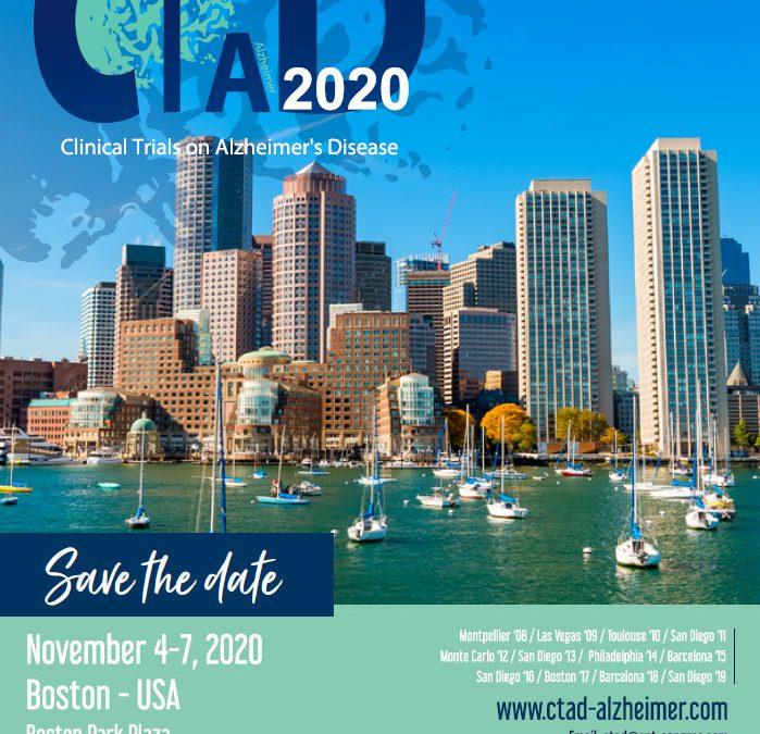 CTAD Boston – novembre 2020
