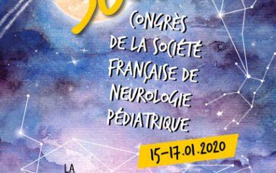 30ème Congrès de la Société Française de Neurologie Pédiatrique – Toulouse 2020